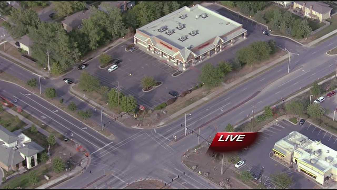 Olathe Walgreens bomb threat