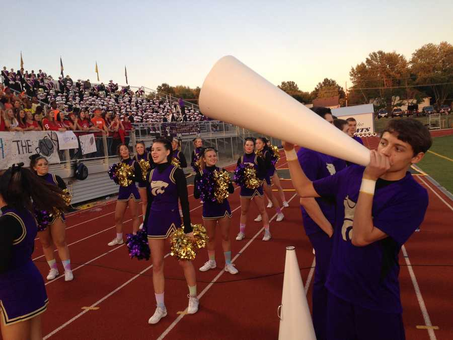 Wildcats fans were in full effect Friday night