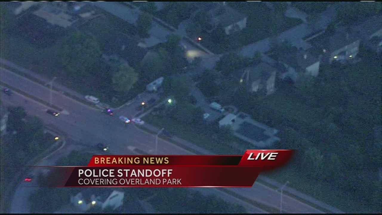 OP police standoff, 142nd, Flint