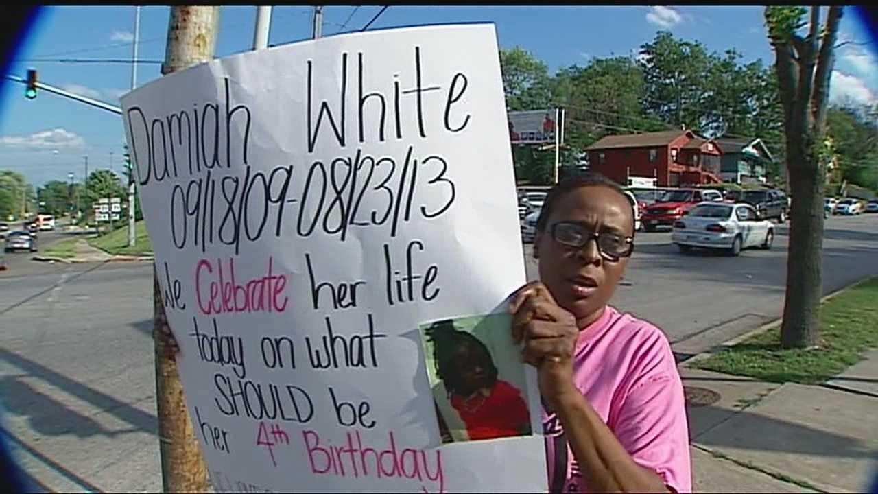 Image Damiah White party