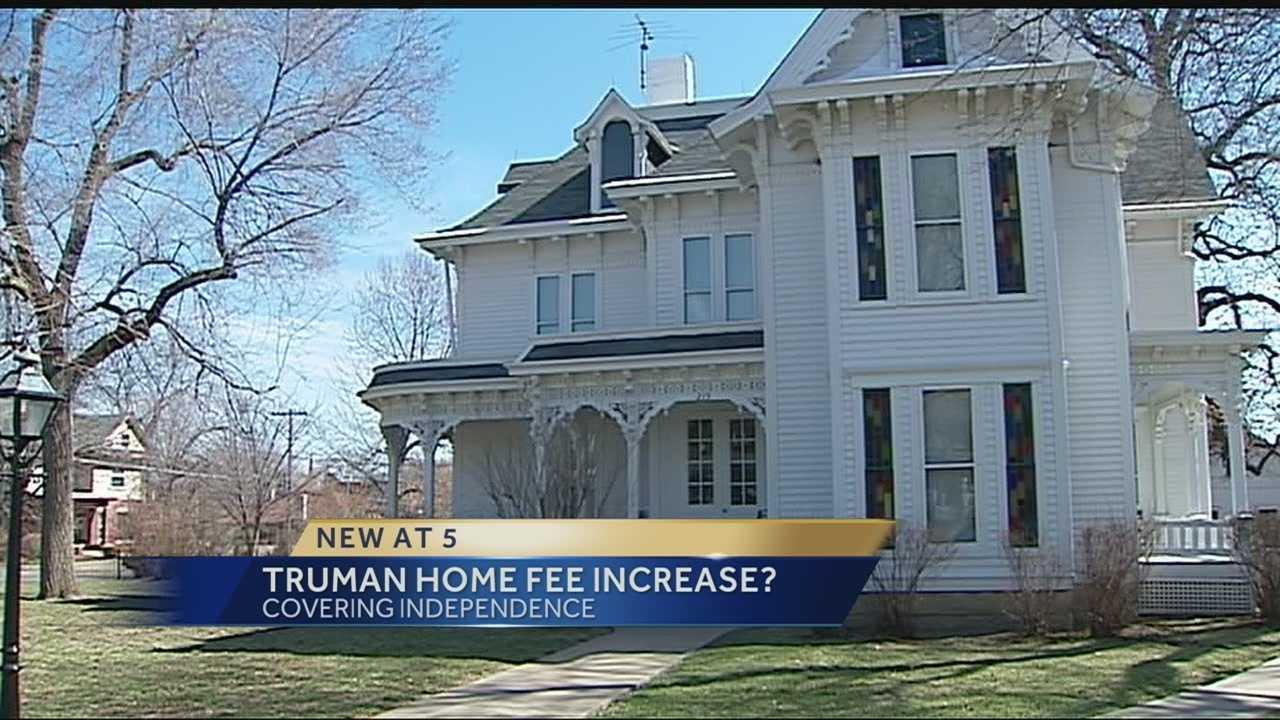 Image Truman Home fee increase