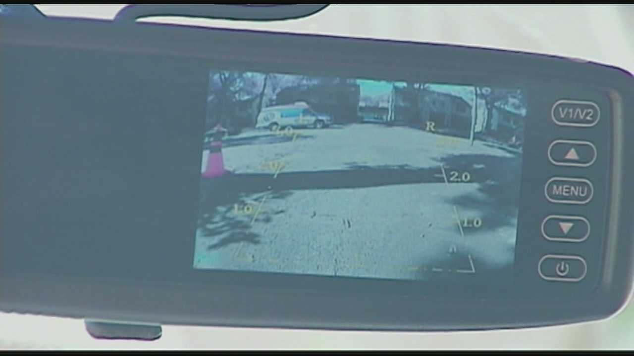 Image Rear-view cameras