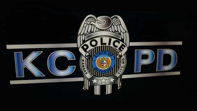 Generic police car logo KCPD 2013