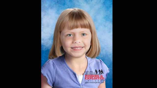 Updated image of missing Lisa Irwin from the Center for Missing and Exploited Children.