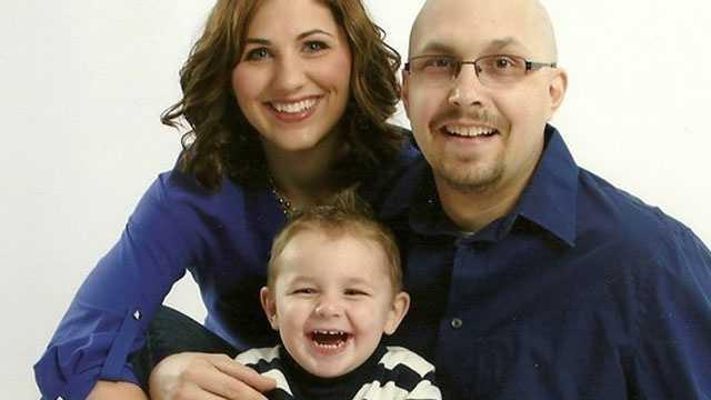Image Jason Bertschy family photo