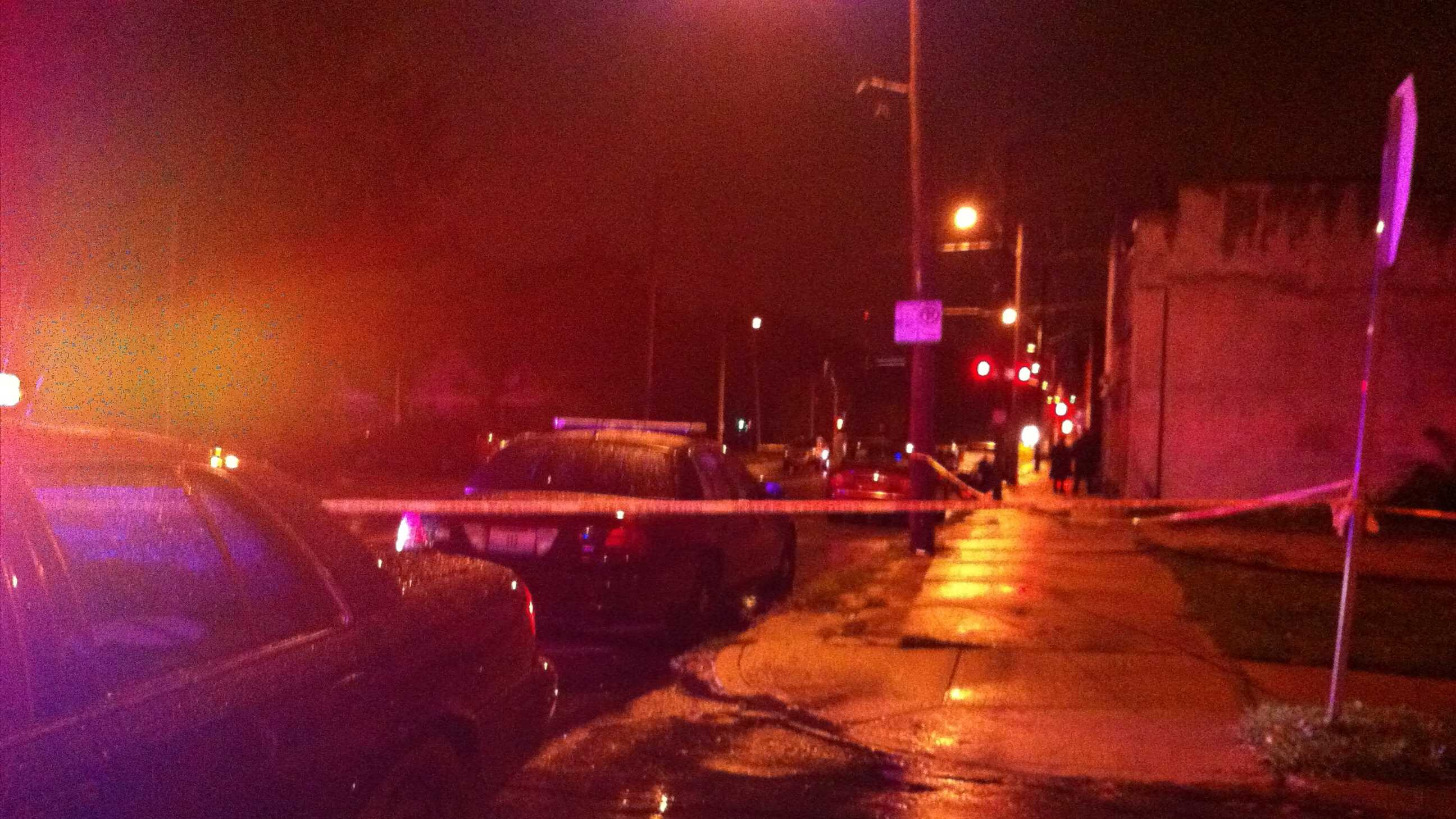 Triple shooting at 27th and Indiana