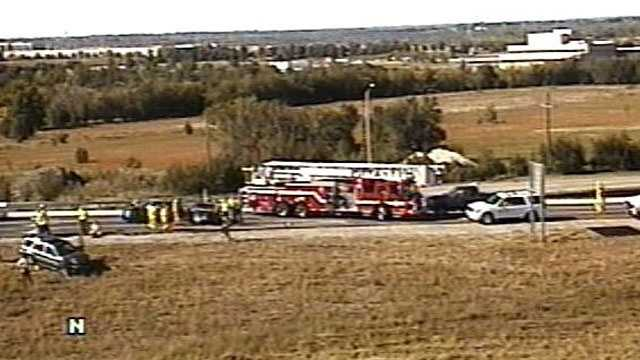 Wreck I-35, 119th