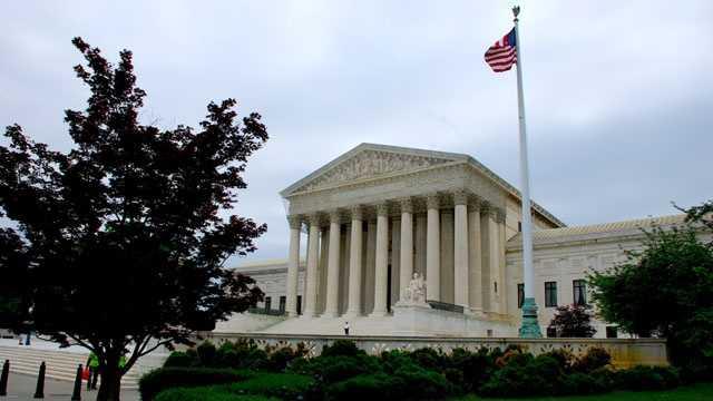 Image Supreme Court building SCOTUS