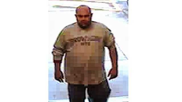 Image Man sought in OP CVS robbery