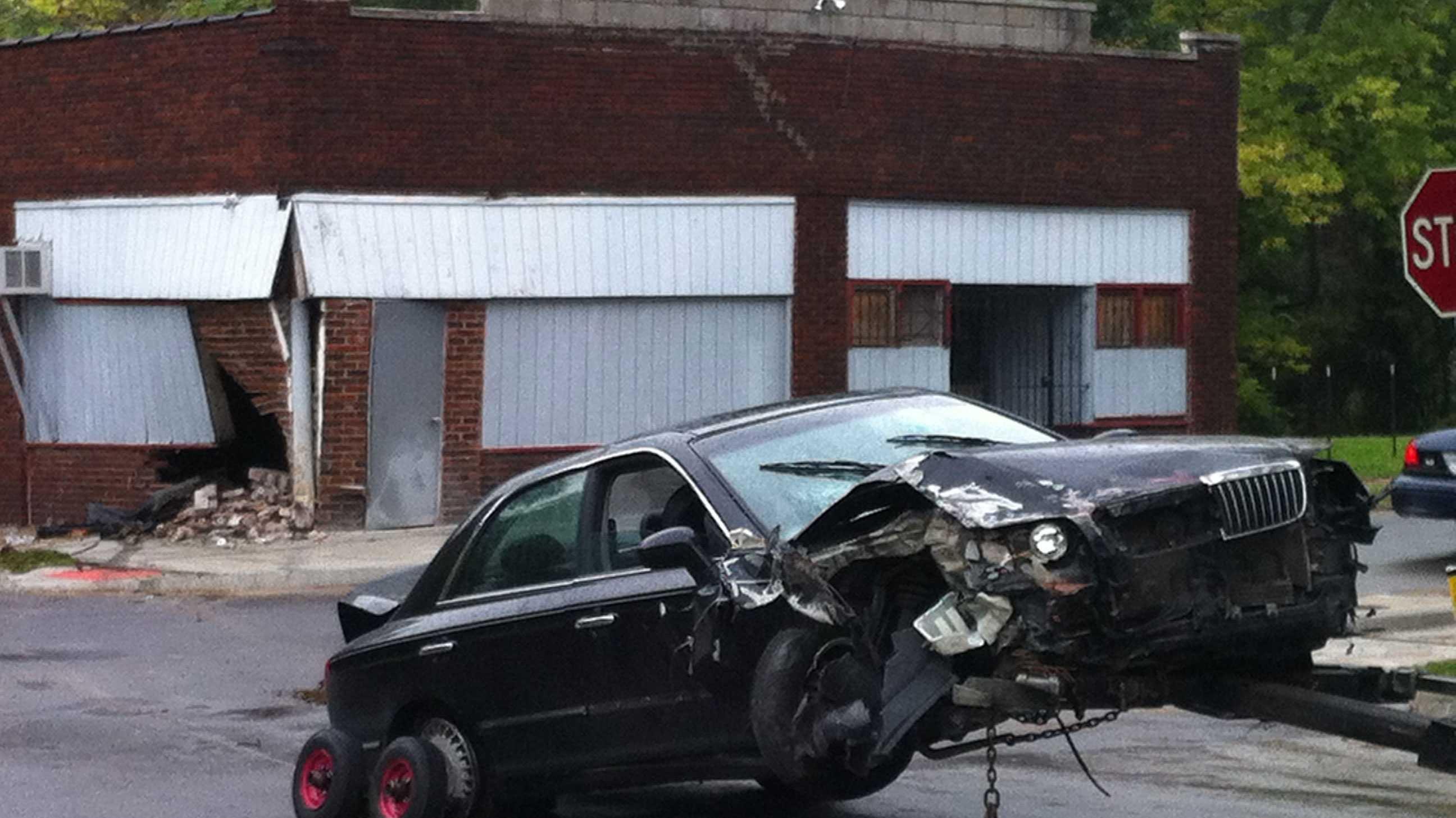 44th, Brooklyn accident