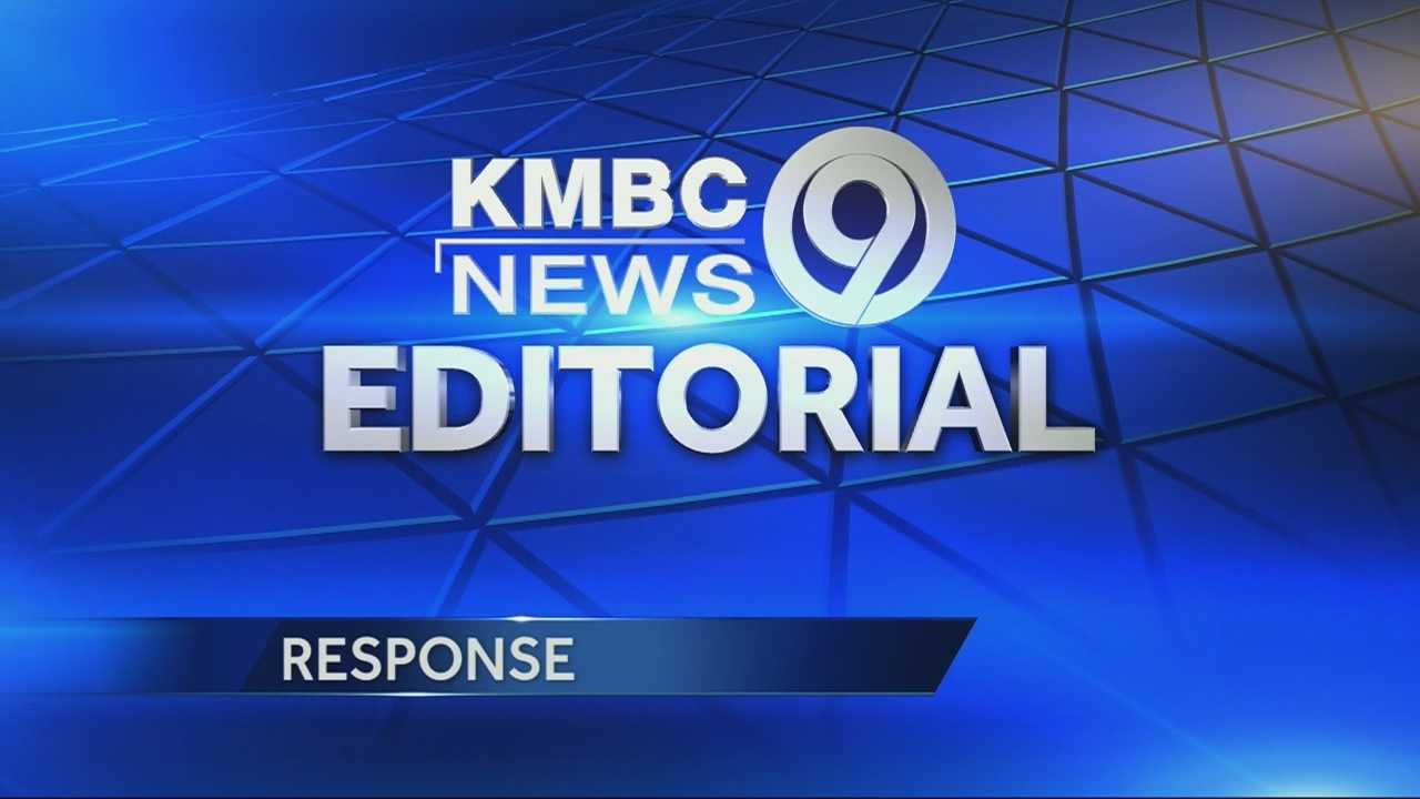A response to a KMBC editorial on the proposed medical research tax, delivered by Patrick Ishmael from The Show-Me Institute.