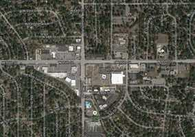 10) 95th and Antioch: 25 crashes