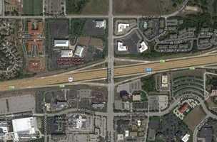 7) I-435 and Nall: 30 crashes