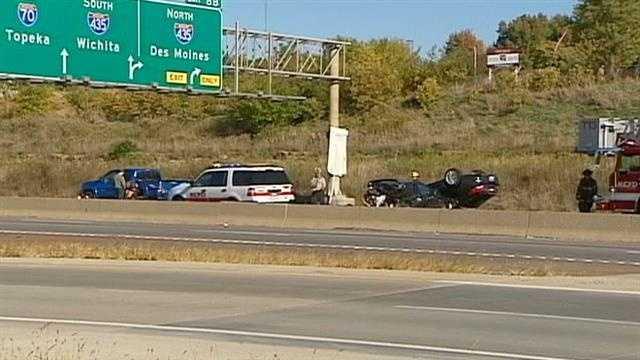 I-70, Blue Ridge Cut-off wreck