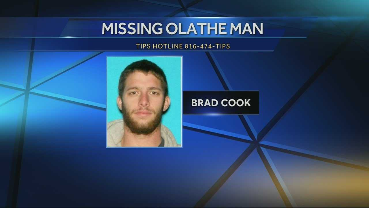 Brad Cook disappeared 1 week ago and his family has no idea where he went.
