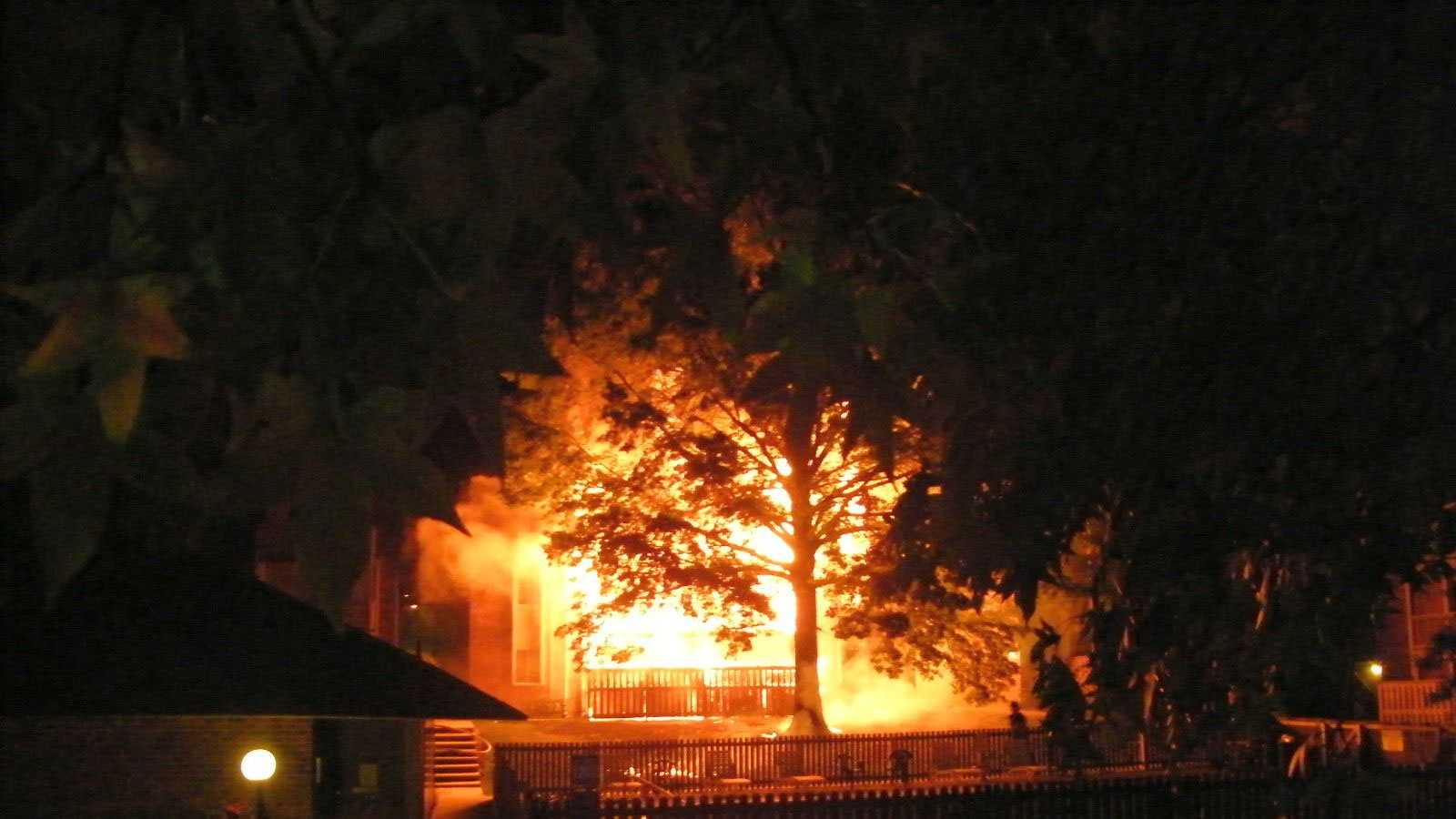 Duquesne Village apartment fire