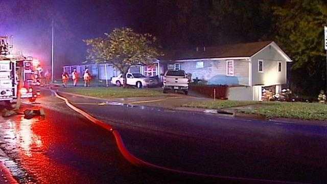OP house fire