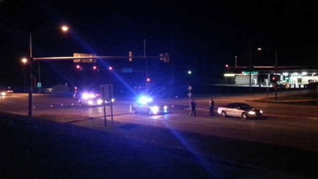 Image Pedestrian struck in Lansing