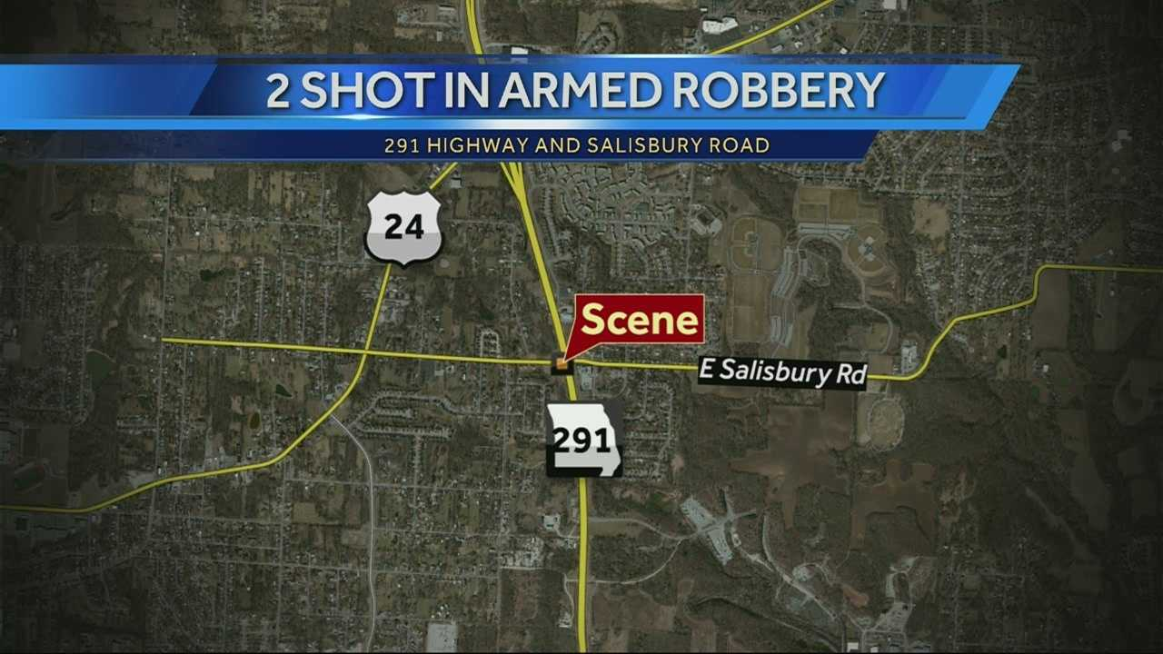 Independence Armed robbery map
