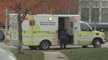 Four people were rushed to hospitals to be treated for carbon monoxide poisoning Wednesday morning.