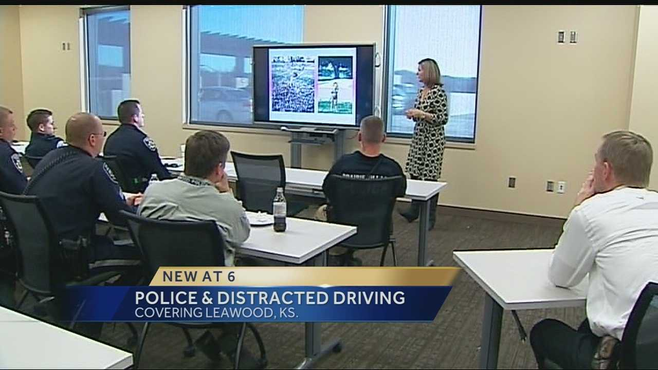 Image Mom warns police about patrol car distractions