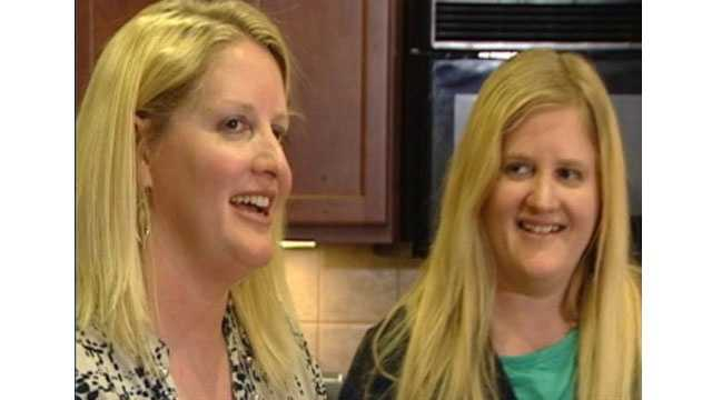 Tests prompt twins to make dramatic medical choice