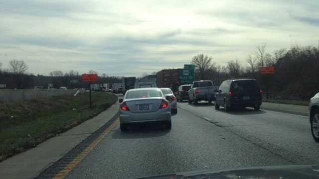 I-29 wreck near Tracy