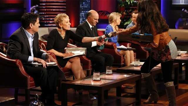 Image Barbara Corcoran on Shark Tank