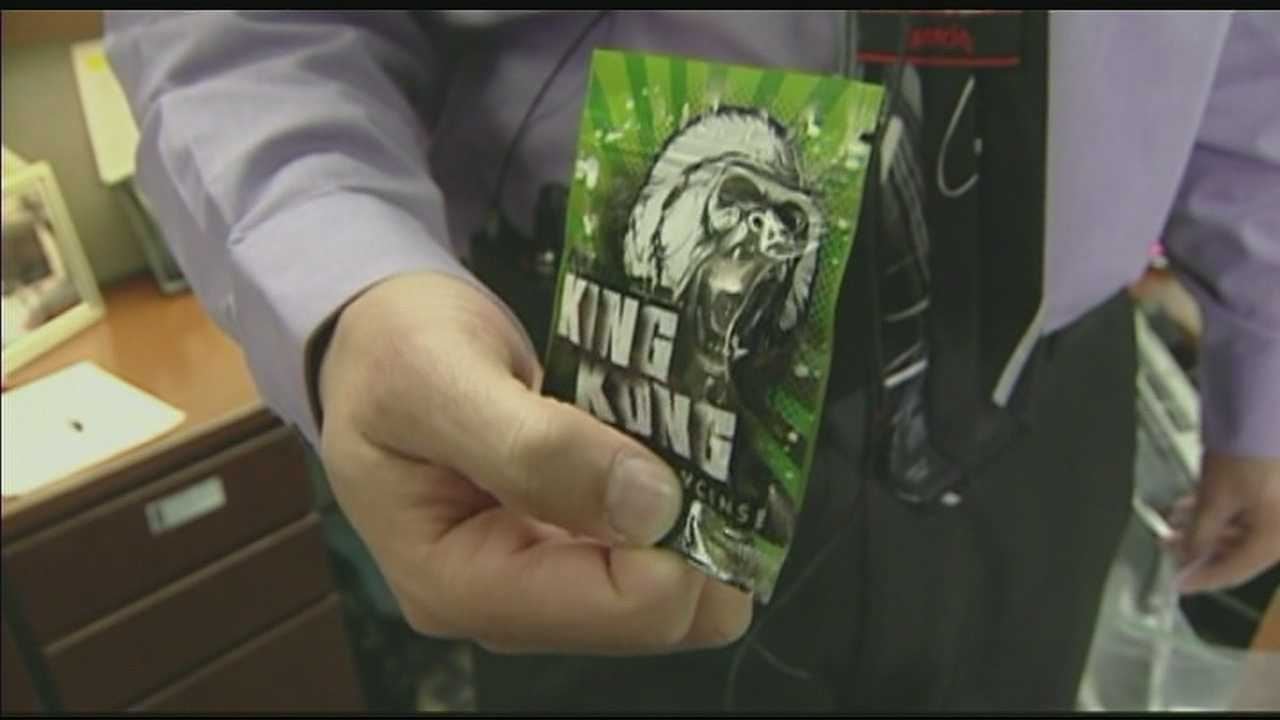 Businesses that have been caught selling synthetic marijuana under the counter to undercover officers are expected to face penalties, including having liquor and tobacco licenses suspended.