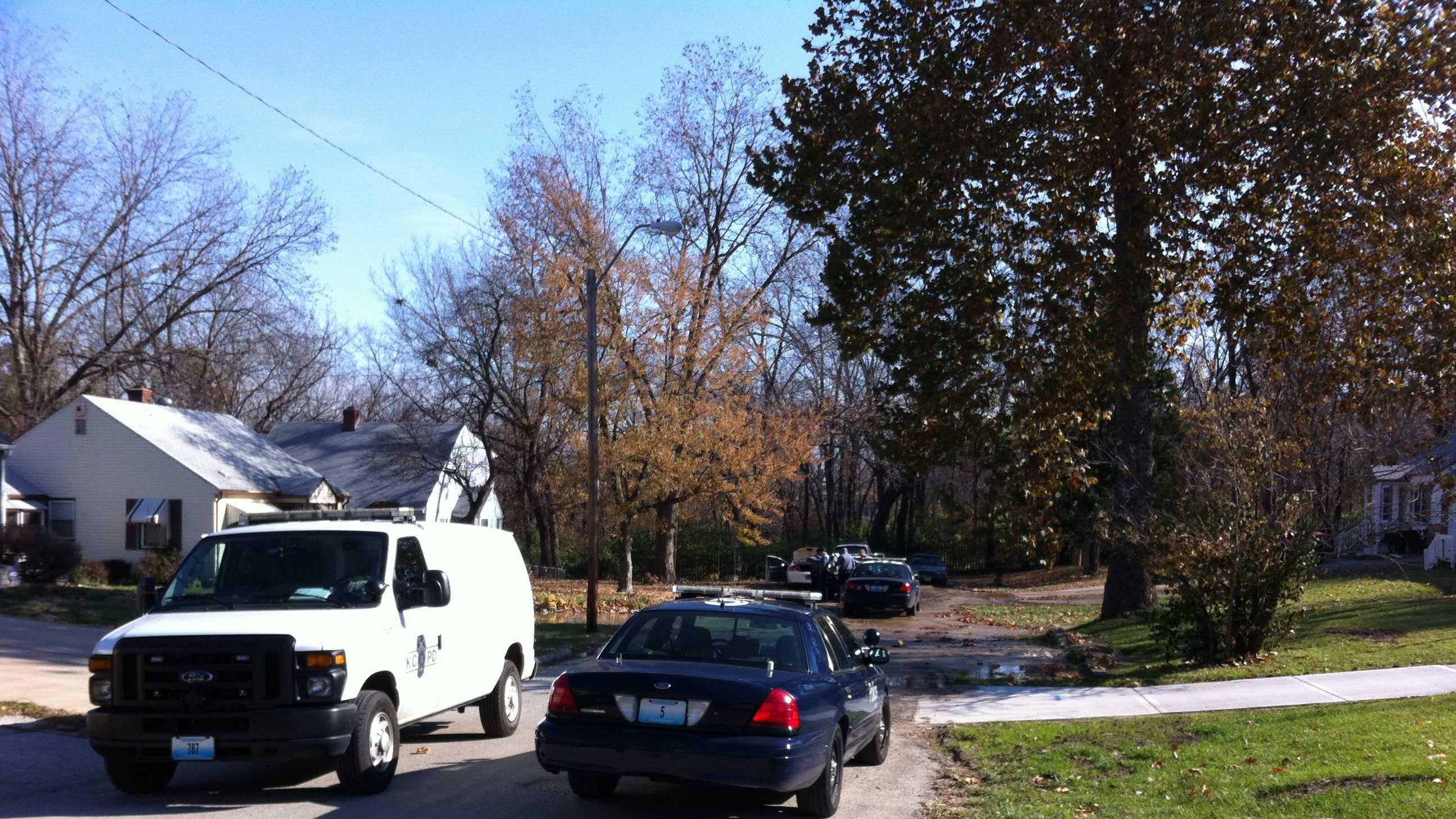 67th Terrace, Jackson police pursuit