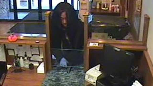 Image Valley View Bank robbery