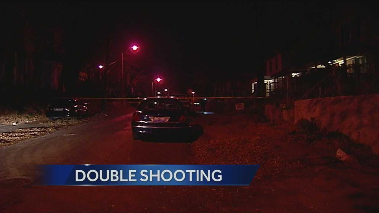 Askew double shooting