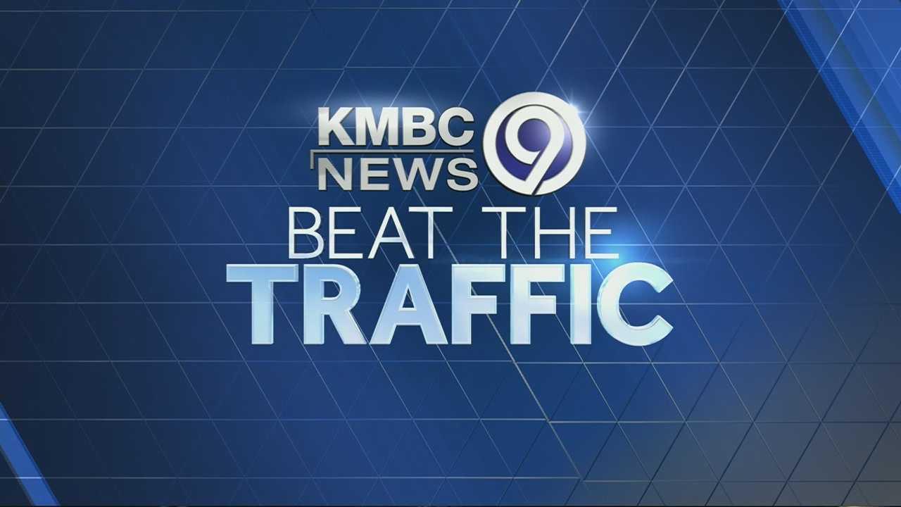 KMBC Beat The Traffic Logo