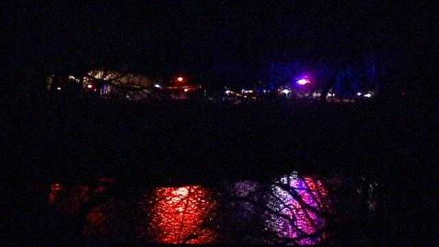 Body pulled from Wyandotte County Lake