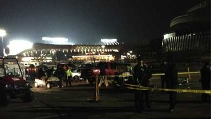 Arrowhead Stadium, death investigation