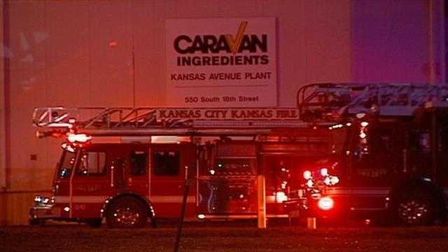 Caravan Ingredients fire