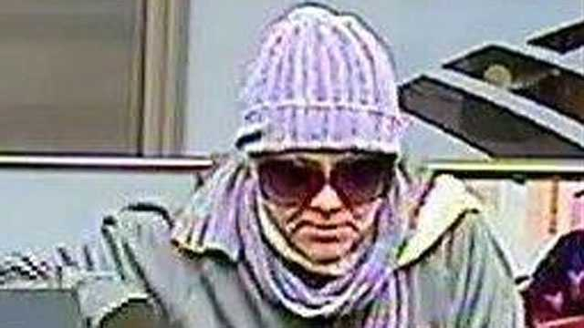 Image Bank of America robbery suspect 2