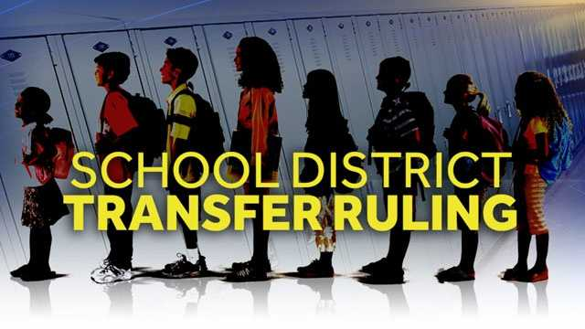 Image School District Transfer graphic