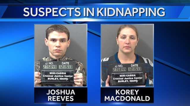 Image Idaho kidnapping suspects