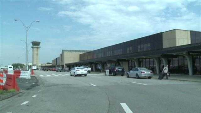 Wichita's Mid-Continent Airport,