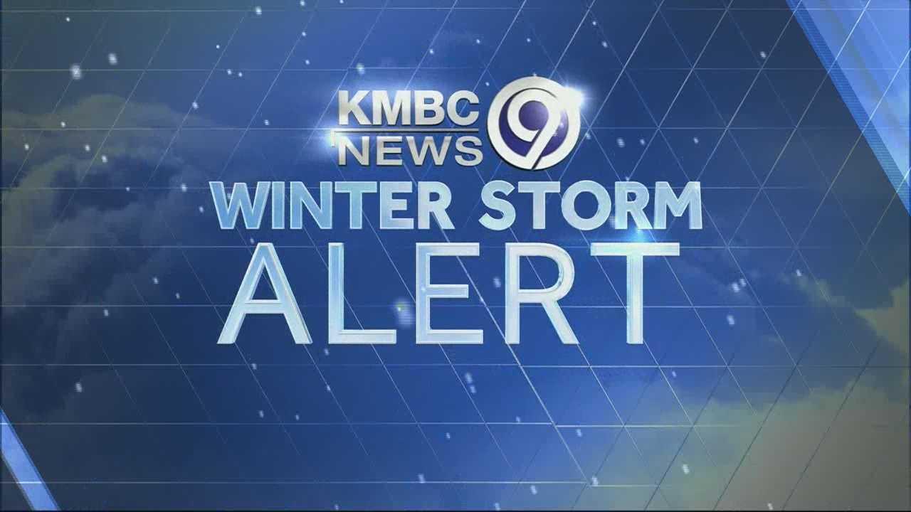 Winter Storm Alert KMBC