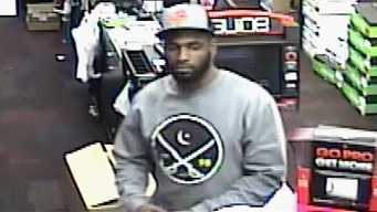 OP Police trying to identify person who used stolen card