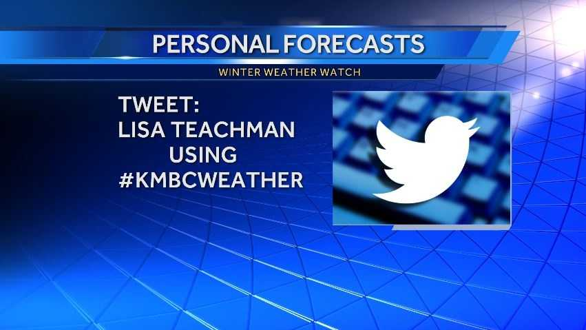 Lisa Teachman gives personalized forecasts