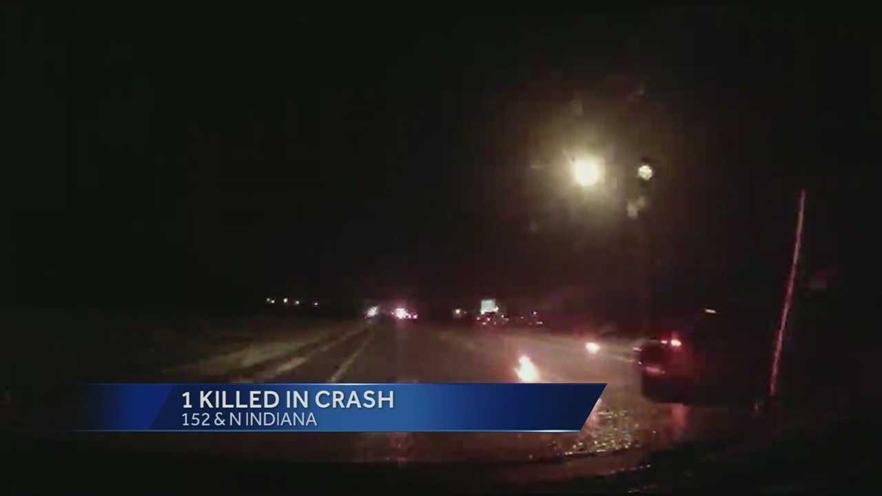 Highway 152 fatal crash