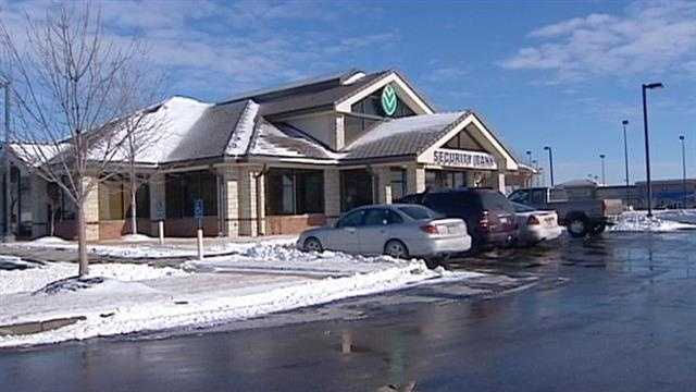 KCK bank robbery