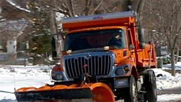 We checked with local transportation officials about plans for Saturday with snow moving in.