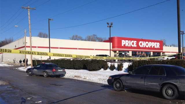 Image Price Chopper Parking Lot Shooting 1