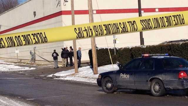 Image Price Chopper Parking Lot Shooting 2