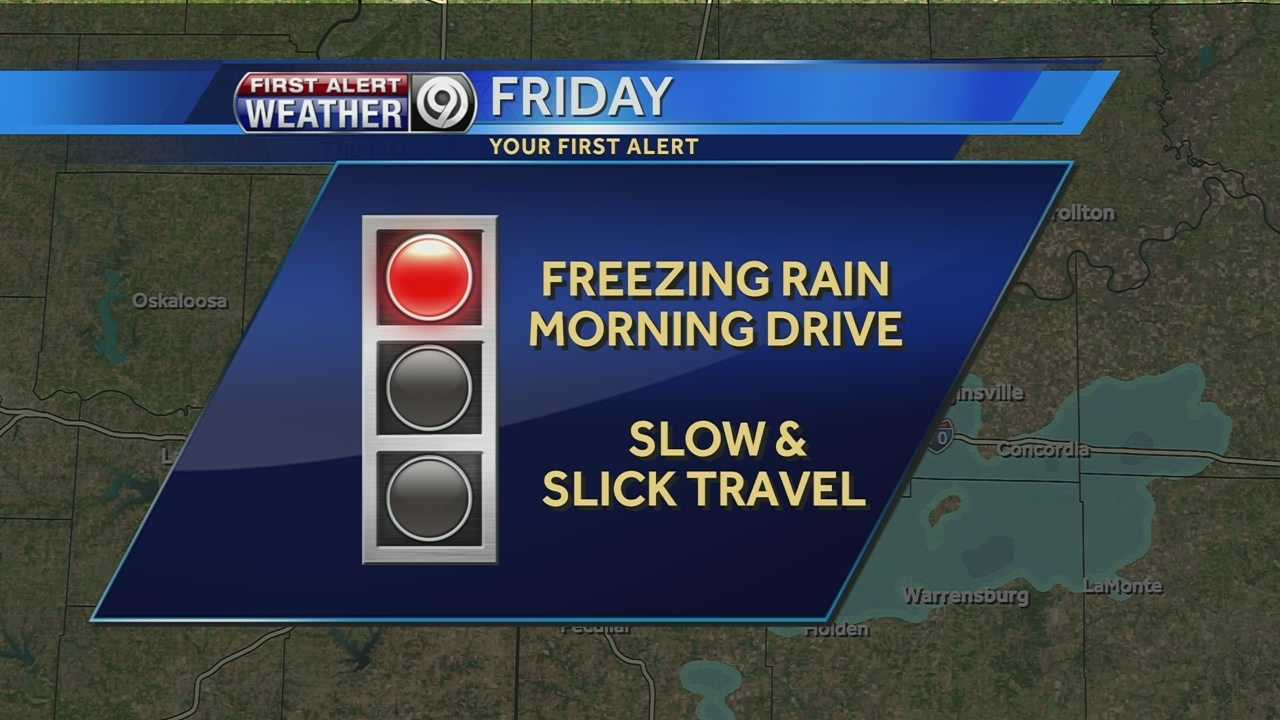 Friday outlook graphic