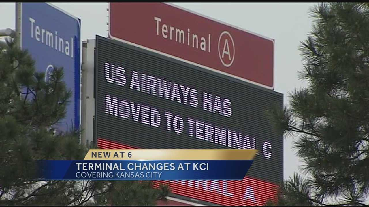 The shutdown of Terminal A at Kansas City International Airport got through its first full travel day with no major problems.